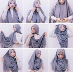 It S Me Hijab Tutorial Simple But Interesting Let S Learn