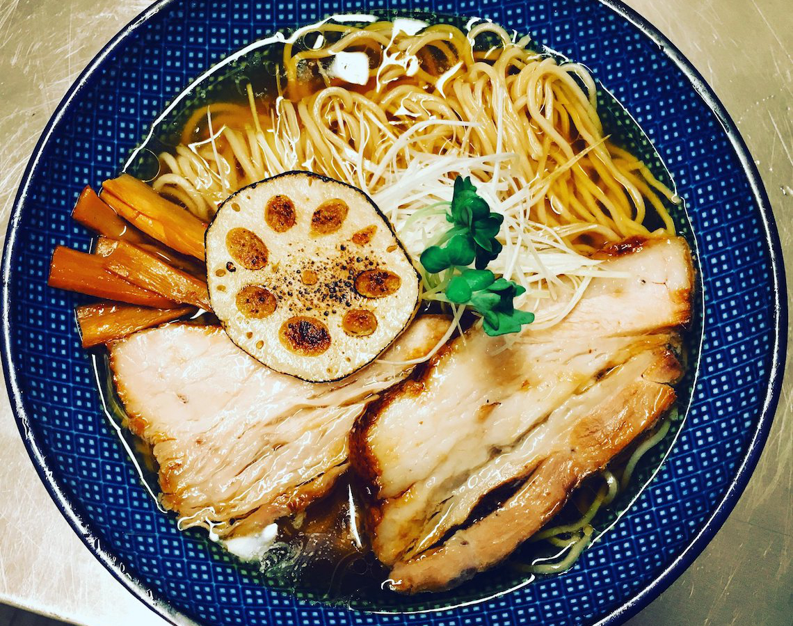 Weekday Wanderlust | Restaurant to Try: Kodawari Ramen, Paris