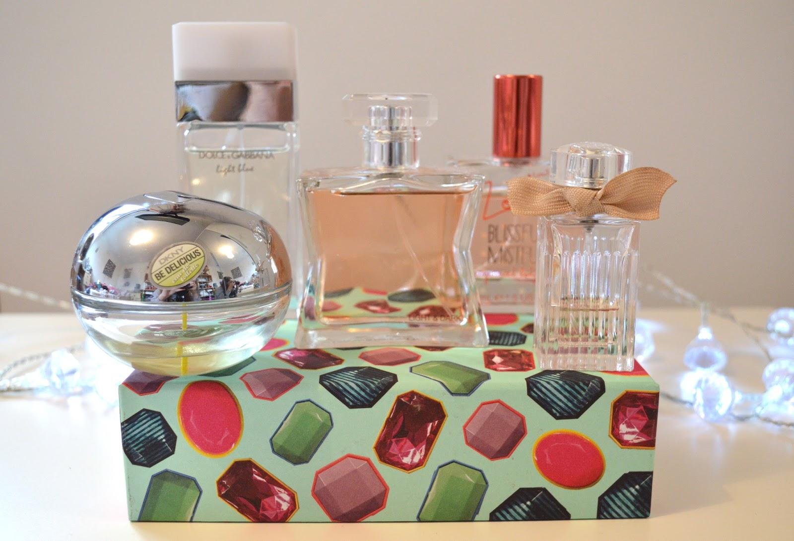 Perfume Collection 2014 | Hannah