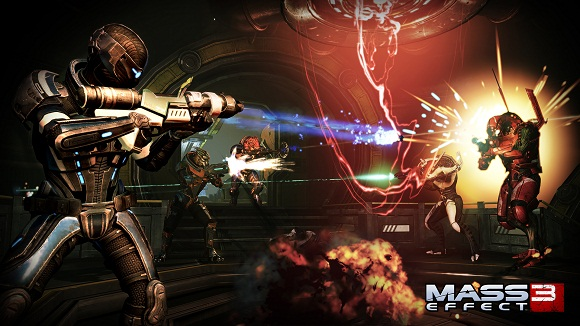 Mass Effect 3 Complete Edition PC Full Español