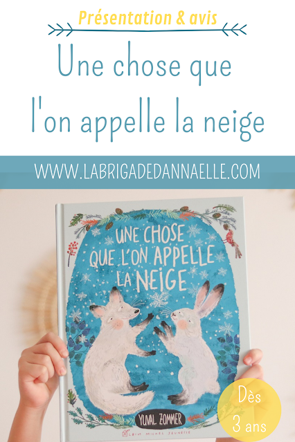 Une chose que l'on appelle la neige - Yuval Zommer