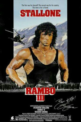 Sinopsis film Rambo III (1988)