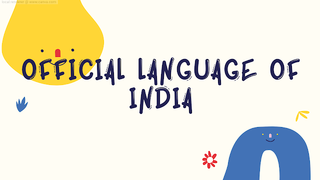 Official Language of India - Polity of India - UPSC