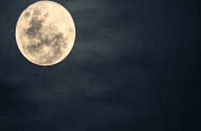 Puisi Senyuman Bulan