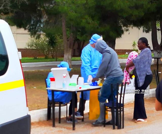 ΚΚΕ Αργολίδας: Ανεύθυνη η στάση της κυβέρνησης για τα κρούσματα κορωνοϊού στο ξενοδοχείο φιλοξενίας προσφύγων στη  Ερμιονίδα