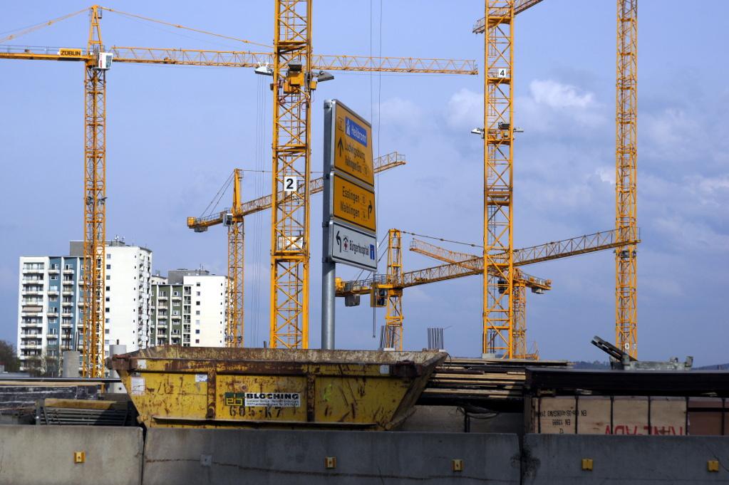 #025 Soligor f3.5 50mm – Stuttgart eine Baustelle