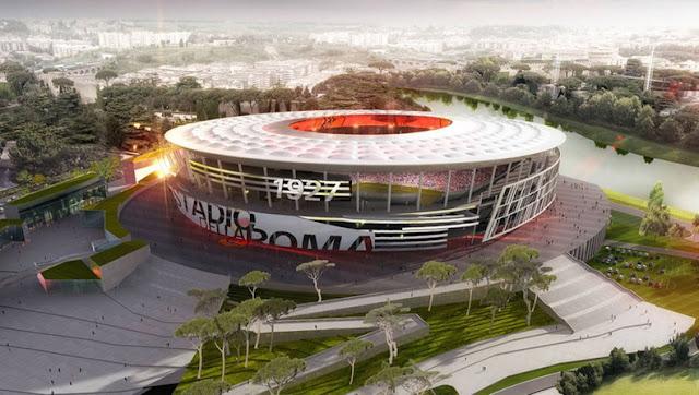 Stadio della Roma Stadion AS Roma