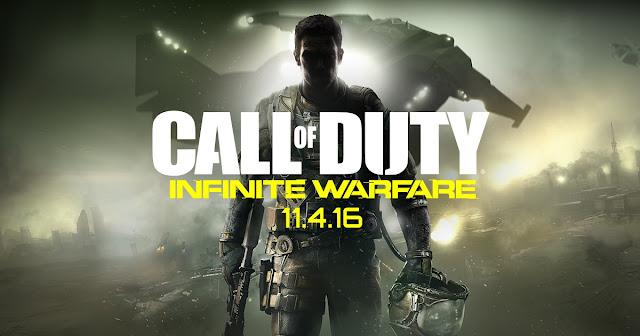 Activision anuncia un evento en Sevilla para celebrar el lanzamiento de Infinite Warfare 1