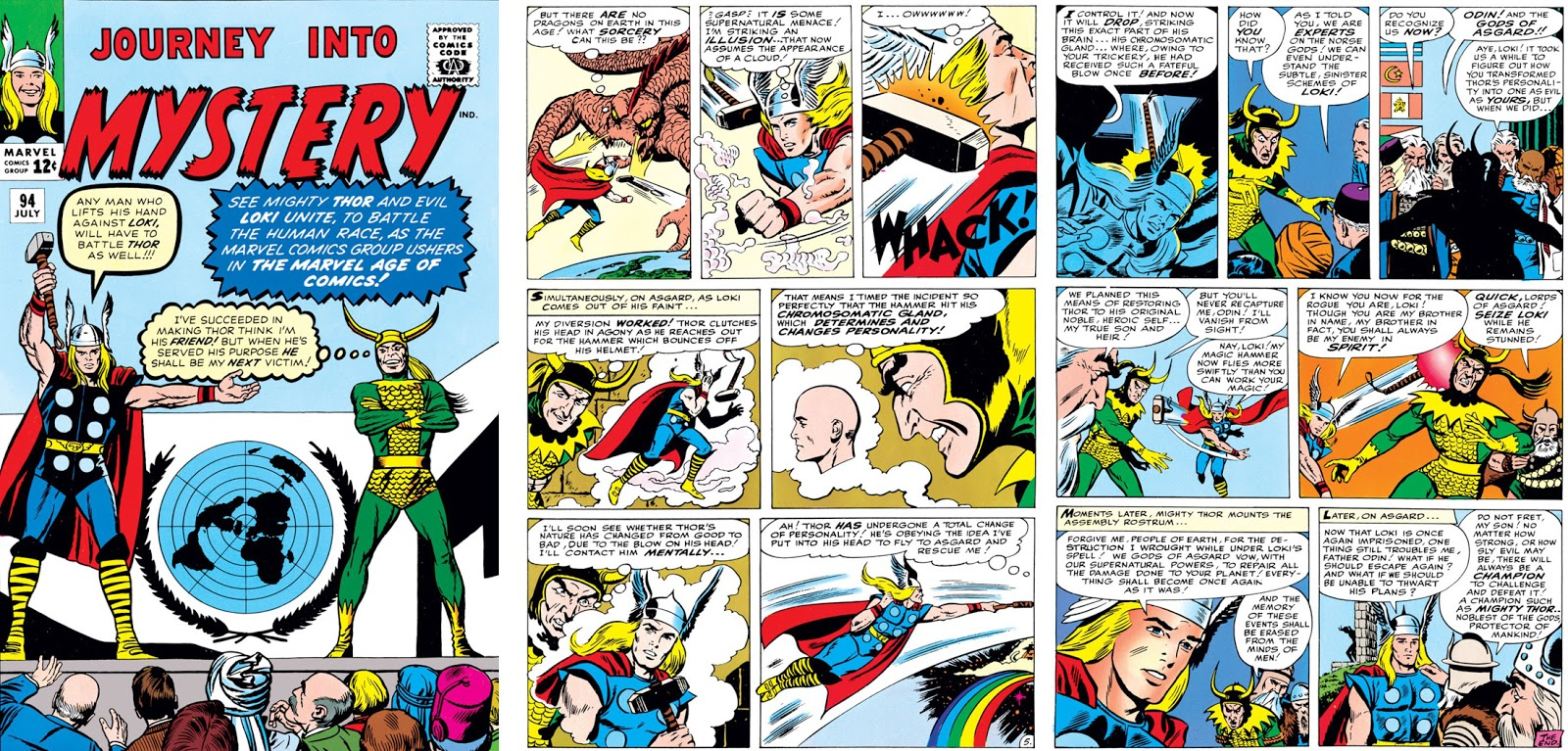 Marvel in the Silver Age: December 2017