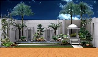 Desain Taman Surabaya - tukngtamansurabaya 84