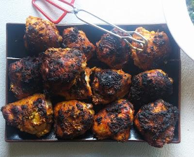 Lebanese Baked Lemon-Garlic Chicken