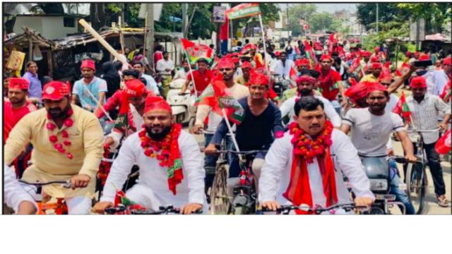 लोकतंत्र विरोधी है बीजेपी सरकार : चौधरी अदनान