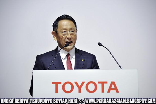Inilah Alasan Toyota Berubah Menjadi Perusahaan Mobilitas