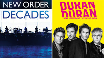 "ItsNotYouItsMe ""Back To The Future"" Edition Salutes Icons New Order & Duran Duran As They Prep To Unleash Documentaries Premiering On Showtime Back 2 Back!"
