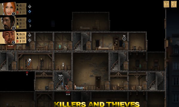 Killers And Thieves Game Free Download