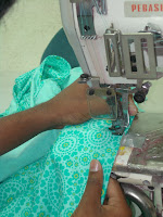 Standard Operating Procedure of Sewing Quality