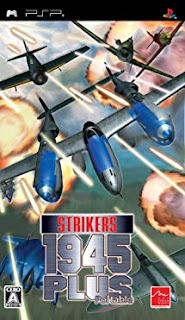 Cheat Strikers 1945 Plus PSP PPSSPP