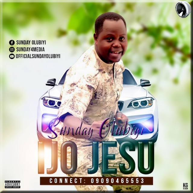 [Music] IJO JESU - Sunday Olubiyi
