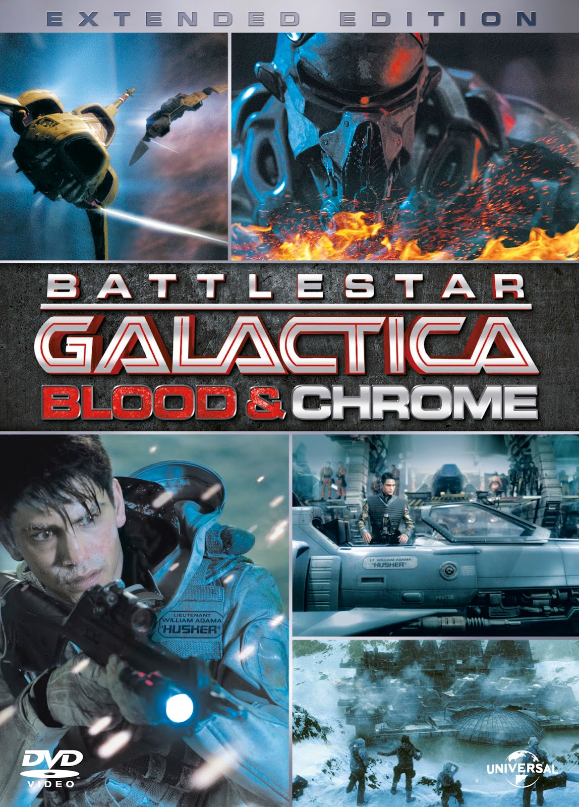 Battlestar Galactica: Blood & Chrome 2012