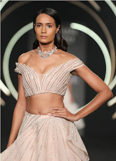 Designer Gaurav Gupta collections:  India Couture Week 2019
