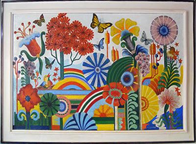 Alfredo Henrique é pintor, desenhista e escritor