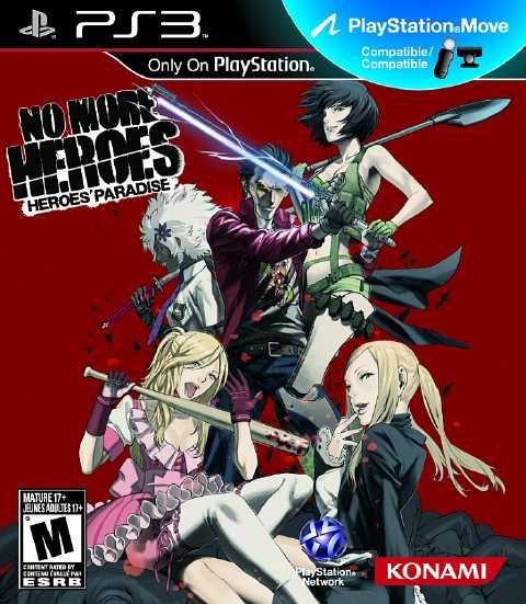 No More Heroes Heroes Paradise Ps3 Iso