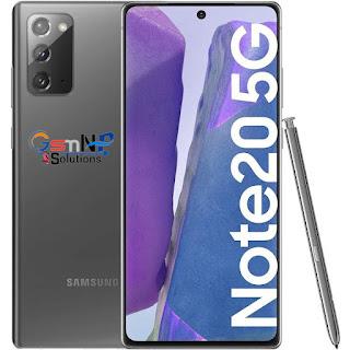 Samsung SM-N981W ENG Modem File Firmware Galaxy Note 20 5G