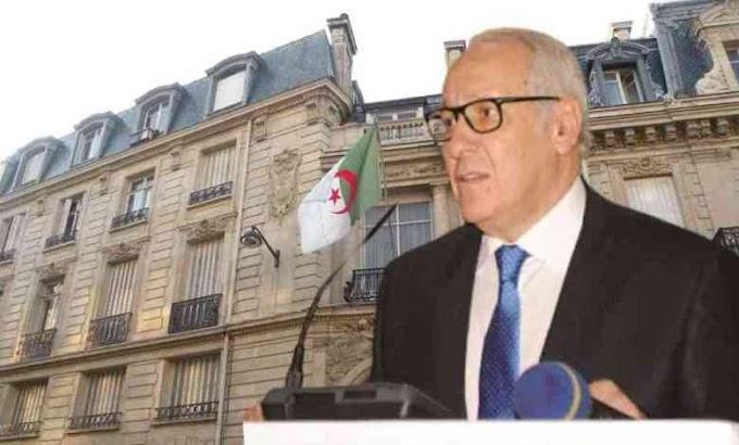 """دبلوماسي جزائري : """"يوجد لوبي يعمل ضد تحسين العلاقات بين فرنسا والجزائر بسبب موقفنا الثابت تجاه حق الشعوب في تقرير المصير"""