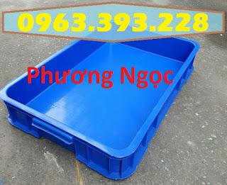 Thùng nhựa đặc HS025, thùng nhựa công nghiệp,sóng nhựa bít HS025 T%25C4%25906