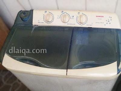 Mesin Cuci Sanken TW-8102