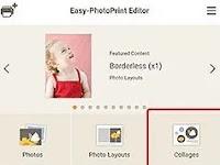 Canon Easy-PhotoPrint Editor Ver.1.2.2 (Windows)