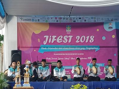 JIFEST 2018 Ajang Bersatunya Ukhuwah Islamiyah Pelajar se-Lampung