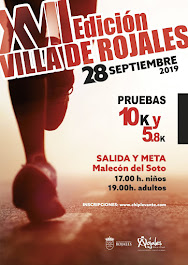 28/09/19 XVII CARRERA POPULAR ROJALES