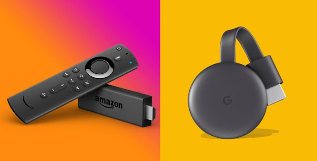 Amazon Prime Video now available with Google Chromecast and YouTube works on Fire TV