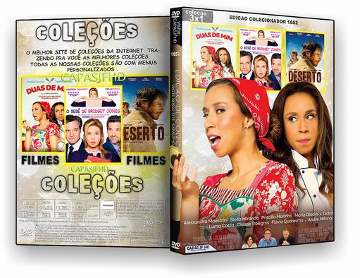 FILMES 3X1 – EDIÇÃO VOL.1652 – ISO