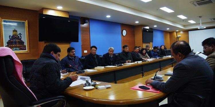Sikkim on alert against Coronavirus