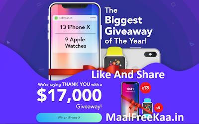 Free iPhone x