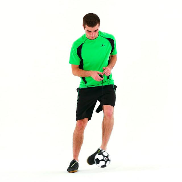 CogiTraining-SenseBall a révolutionné l'entraînement technique des joueurs.