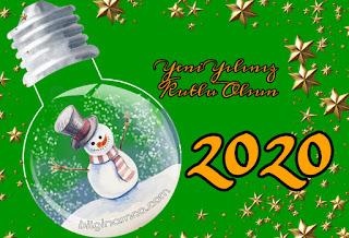Yeni yıl 2020