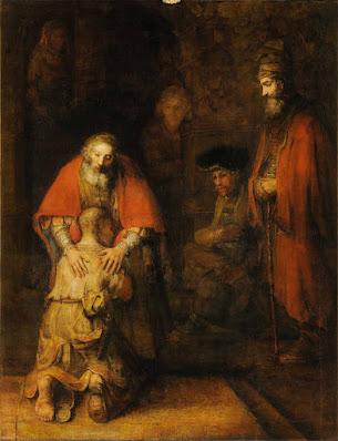 Η Παραβολή του Ασώτου στην ζωγραφική του Ρέμπραντ - The Return of the Prodigal Son by Rembrandt