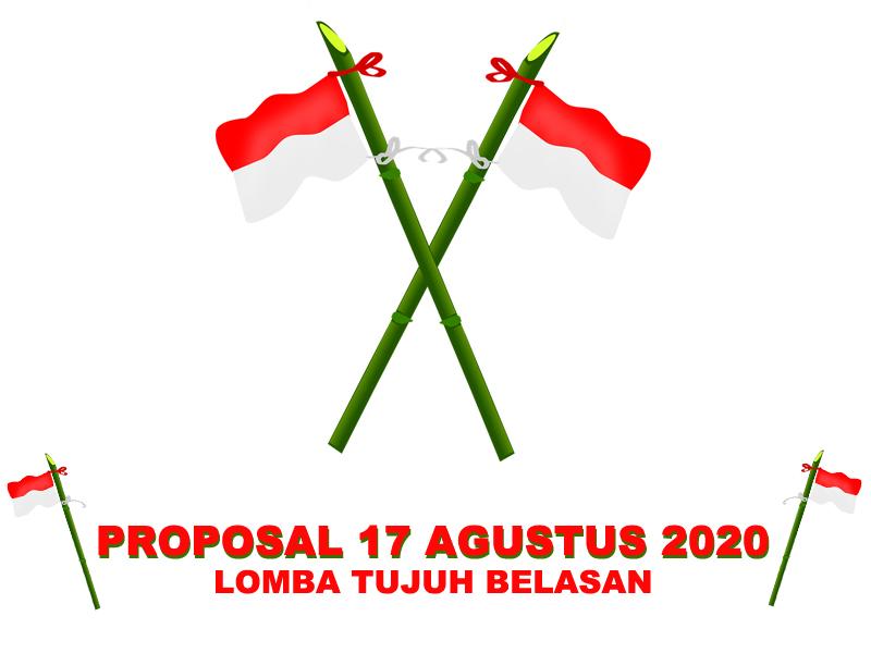 Contoh Proposal 17 Agustus Lengkap 2020 Mas Yundar
