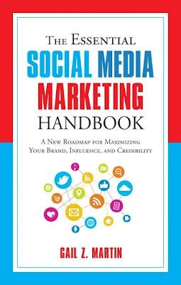 كتاب The Essential Social Media Marketing Handbook