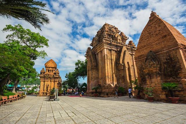 Tháp Po Nagar - Nha Trang