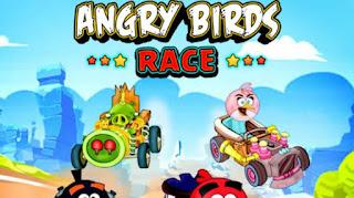 Game Angry Bird đua xe hay cực