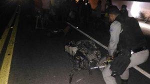 Duas pessoas gravemente feridas em acidente na BR-104 em Nova Floresta