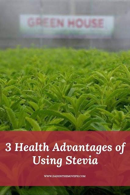 Stevia health advantages