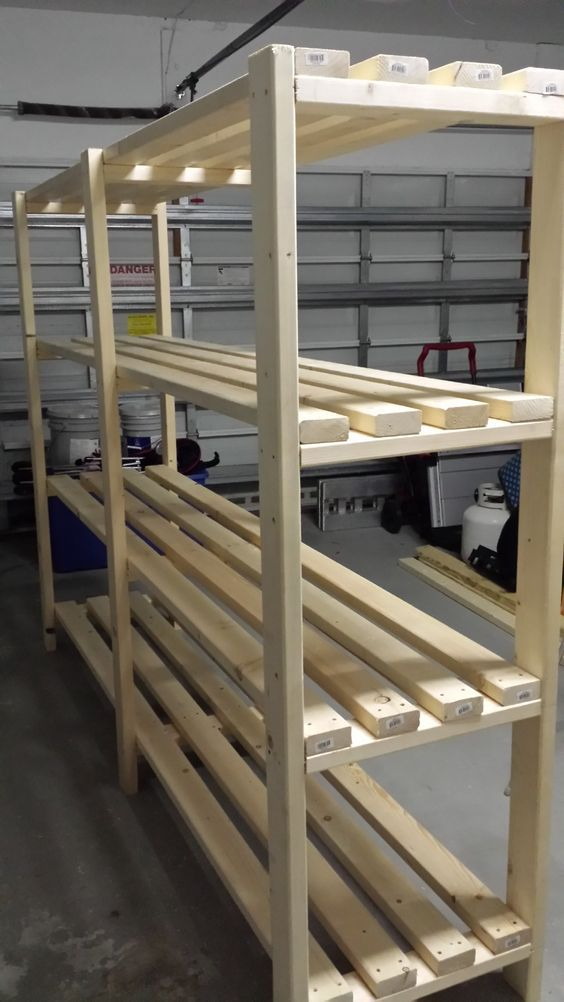 Workshop Rack/ Shelf