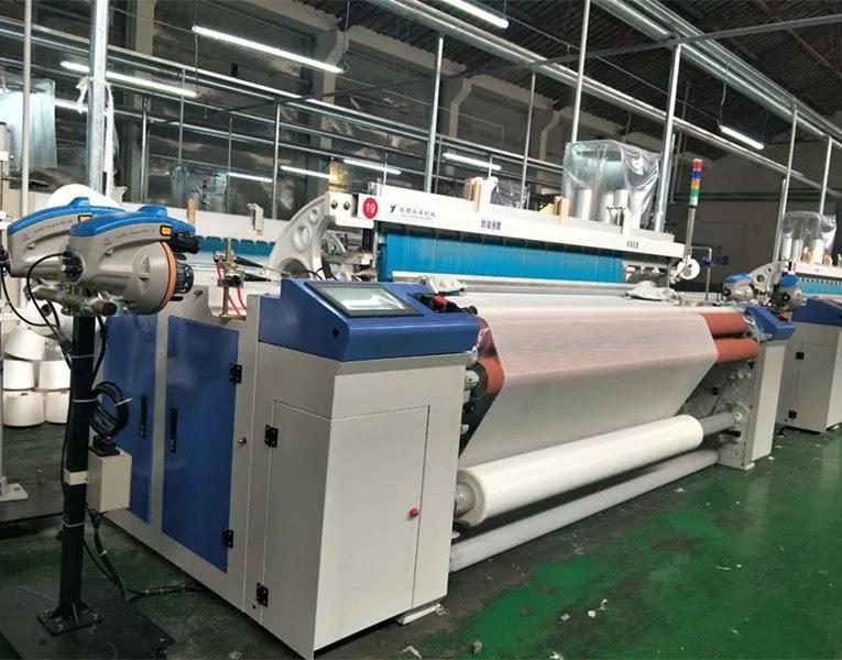 Bagian-bagian Pokok Mesin Tenun dalam Industri Tekstil - Ruang TEKSTIL
