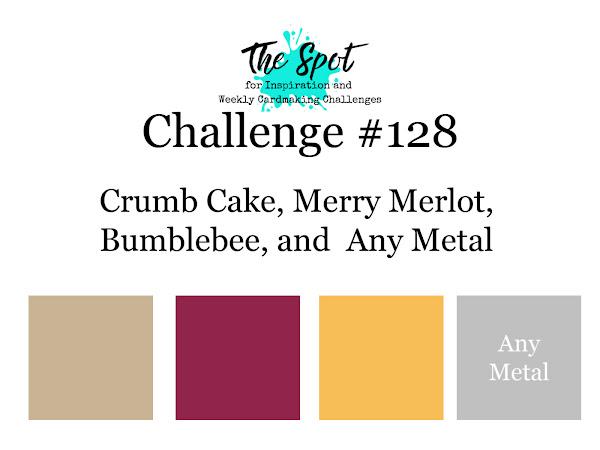 Challenge #128 - Color Challenge