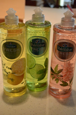 Moore Babies Palmolive Fresh Infusions Review